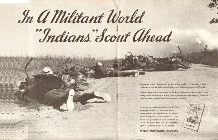 1944 Scout Advert