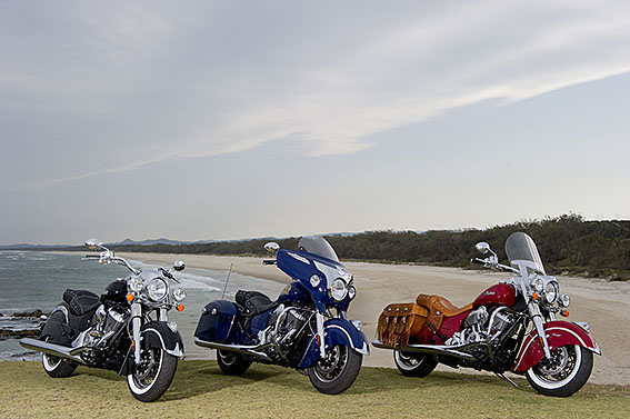 2014 Indian Motorcycle video review